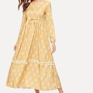 Dresses & Skirts - Maxi dress, boho style